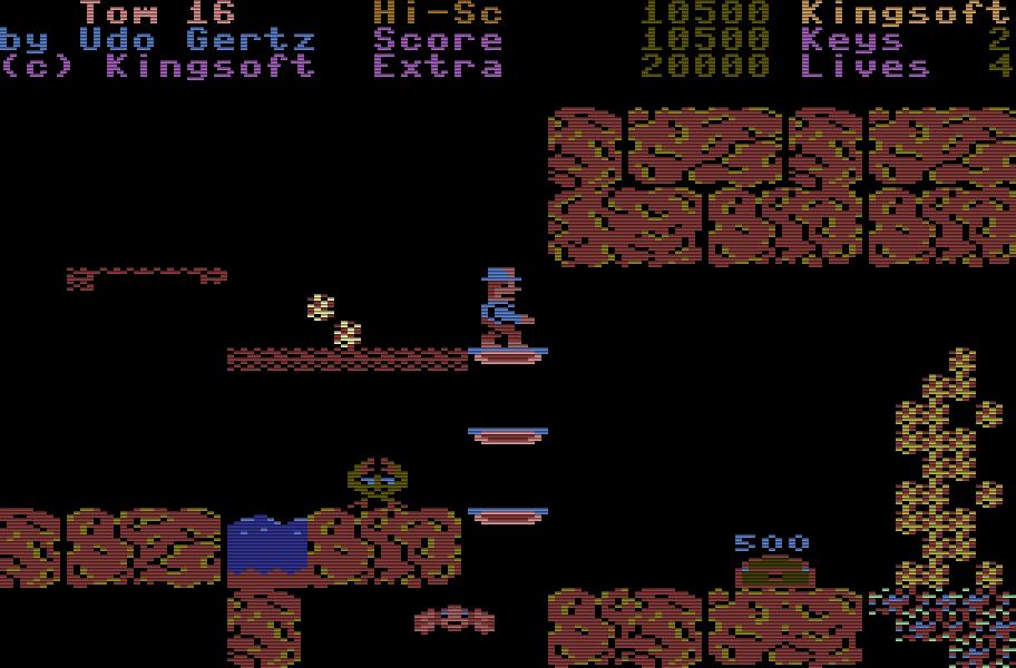Das Plattform-Spiel Tom war eines der kommerziell erfolgreichsten Spiele von Kingsoft. (Bild: Kingsoft)