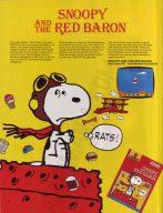"""""""The whole family loves the Peanuts gang."""" - Amerikanische Werbung von Atari für das Spiel. (Bild: Atari)"""