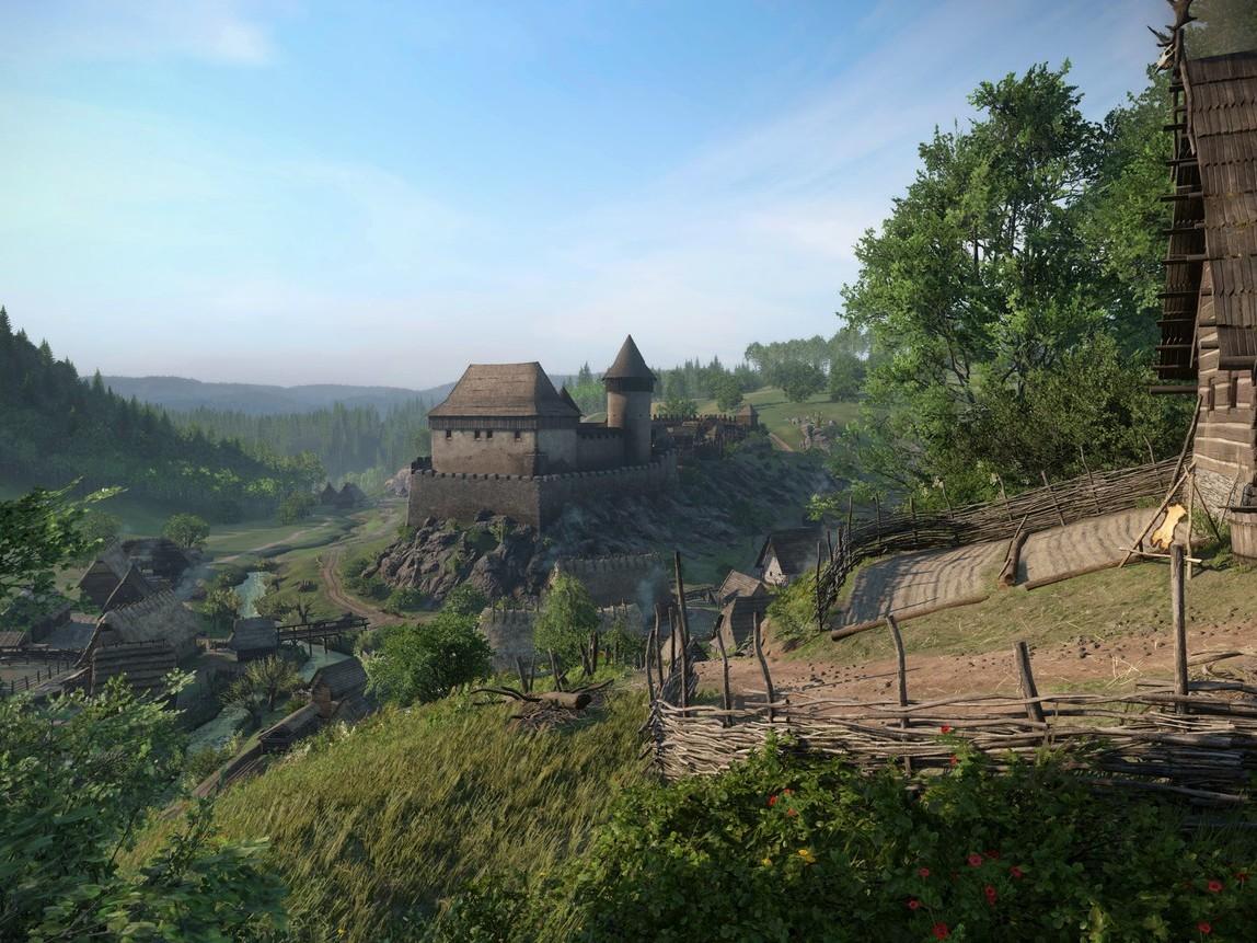 """Böhmen, 1403: Warhorse Studio versucht mit """"Kingdome Come Deliverance"""" europäische Geschichte spielbar zu machen (Bild: Warhorse Studios)"""