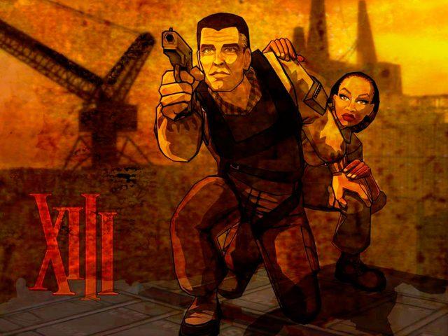 Der Ego-Shooter XIII von Ubisoft erschien 2003. (Bild: Dimitry Halley)