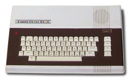 Der Colour Genie war 1982 ein Konkurrent des ZX Spectrum. (Bild: Wikipedia)