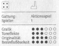 Die Wertungen im Buch. (Bild: Bastei Lübbe)