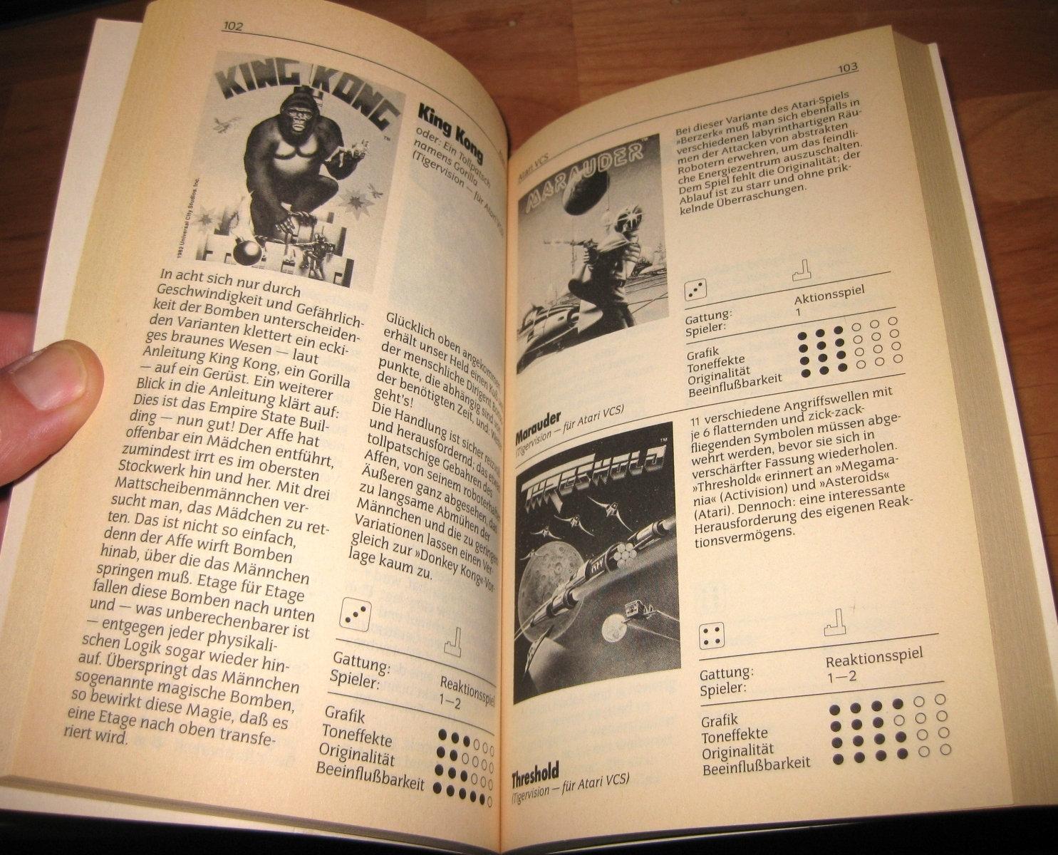Zu Marauder schreibt der Autor: dem Spiel fehlt die Originalität. (Bild: Michael Braun)