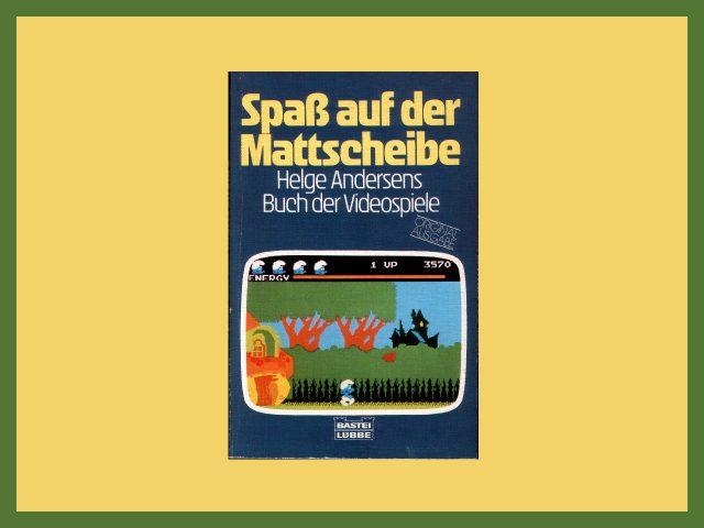 Spaß auf der Mattscheibe erschien 1983 im Bastei-Verlag. (Bild: André Eymann)