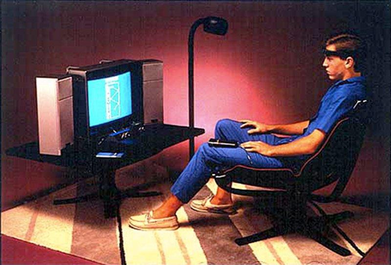 Das Atari-Mindlink sollte Videospiele durch Gedanken steuern können. (Bild: Atari)