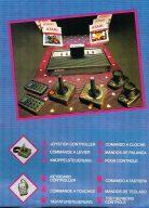 Das Atari VCS. Werbung aus einem Atari Katalog von 1982. (Bild: Atari)