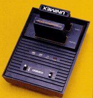 Der Unimex Duplicator SP280 war ein Kassettenkopierer, der zum Vervielfältigen von Atari VCS Modulen benutzt werden konnte. (Bild: Unimex)
