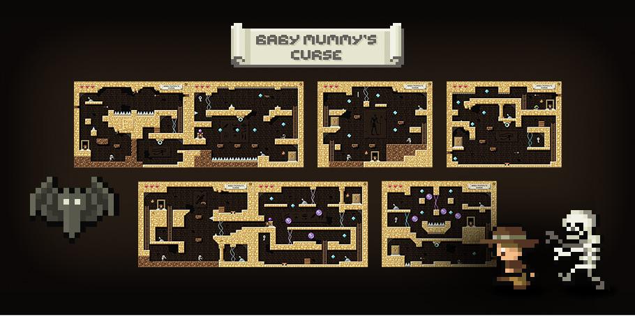 Baby Mummy's Curse. (Bild: mazeon)