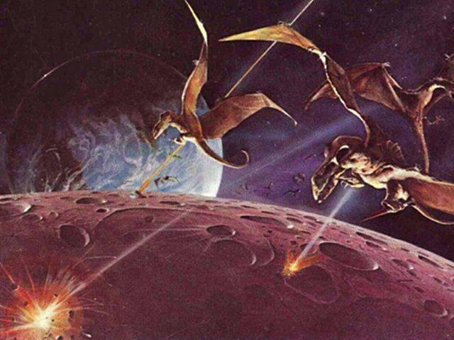 Demon Attack gehört zu den besten Space-Shootern auf dem Atari VCS. (Bild: Imagic)