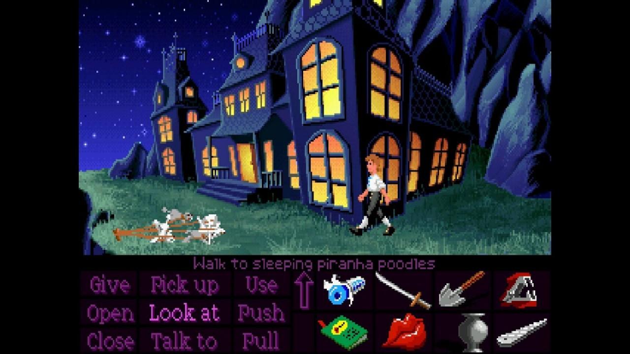 Längst Computerspiel-Legende: Die Piranhapudel aus Monkey Island. (Bild: Christian Gehlen)