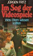 Kritische Literatur über Videospiele in den 1980er Jahren. (Bild: Kösel-Verlag)