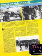 Bericht über die Atari Weltmeisterschaft und den Video-Truck von 1983. (Bild: Marshall Cavendish Verlag)