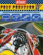 Werbung für Pole Position II von Atari. (1984)