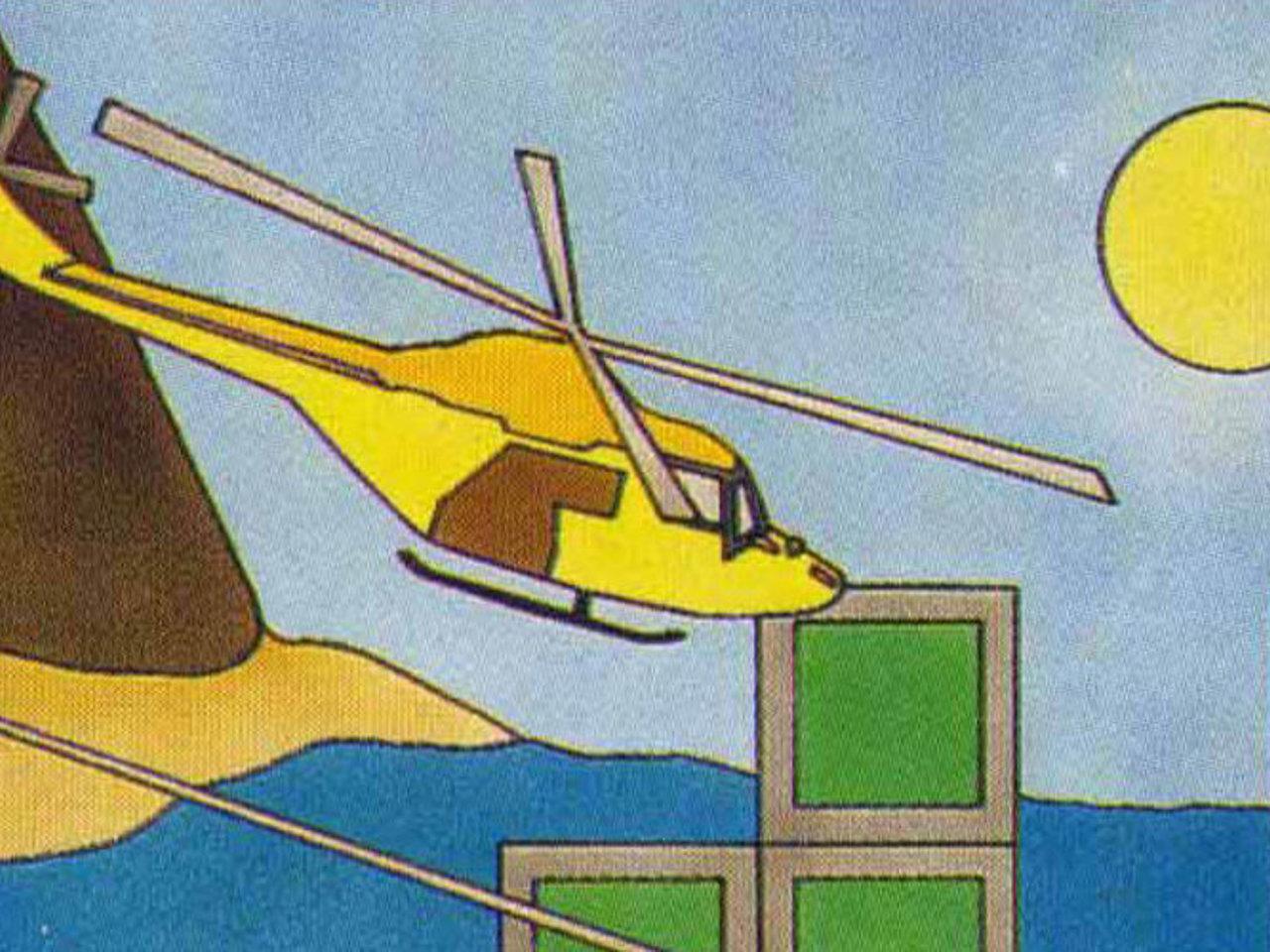 Catastrophes verlegt das Tetris-Prinzip auf dem Meer. (Bild: André Eymann)