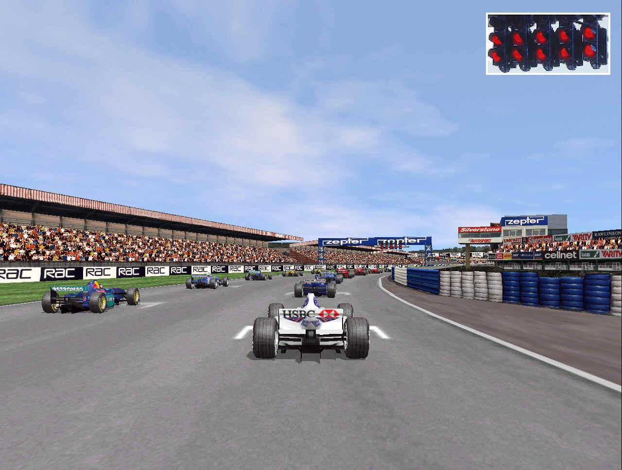 Grand Prix III. (Geoff Crammond, 2000)