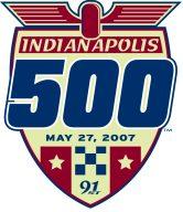 Offizielles Indianapolis 500 Logo.