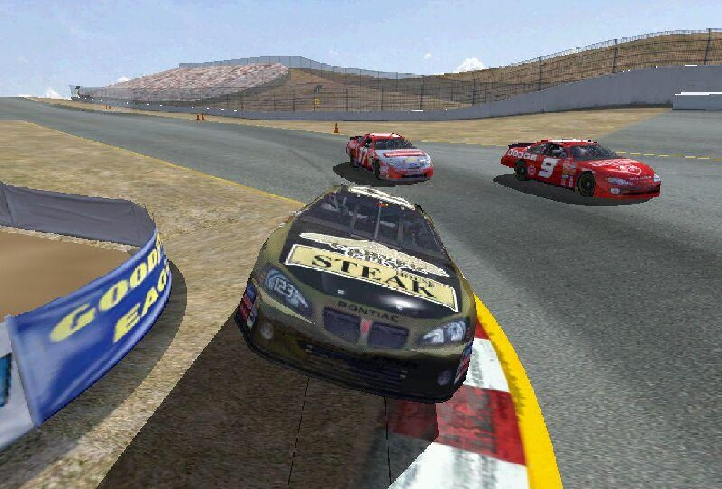 Nascar Racing 2003 Season. (Papyrus Design Group, 2003)
