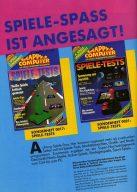 Spiele-Sonderhefte der Happy Computer. Tests vom C64 bis zum PC. (Bild: Markt & Technik)