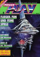 Die legendäre Power Play von 1988. (Bild: Future Verlag)