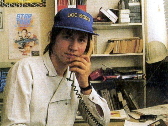 """""""Doc Bobo"""" bei der Arbeit. (Bild: Markt & Technik)"""