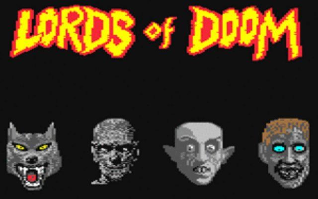 Lords of Doom. C64 Screenshot. (Bild: Guido Henkel)
