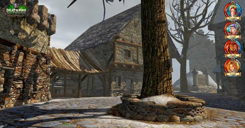 Ein Screenshot von Deathfire: Ruins of Nethermore. (Bild: Guido Henkel)