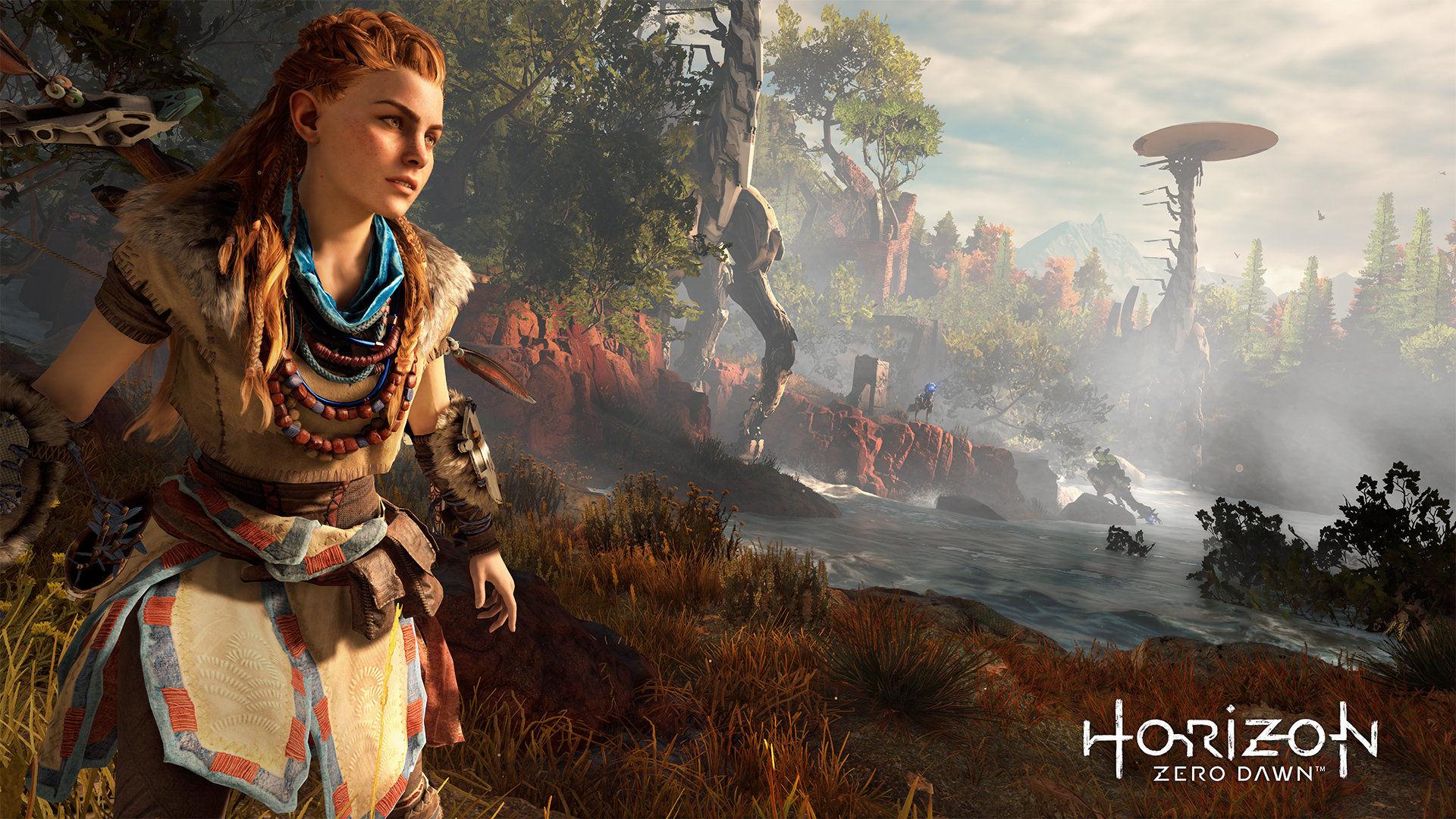 Horizon: Ich würde sie so gerne wiedersehen, doch es bleibt nur die vage Hoffnung. (Bild: Guerilla Games/Sony)