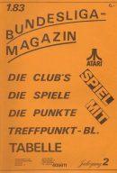 VCS Bundesliga Magazin, Jahrgang 1983. (Bild: Atari)