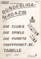 Das VCS Bundesliga Magazin, Ausgabe von 1982. (Bild: Atari