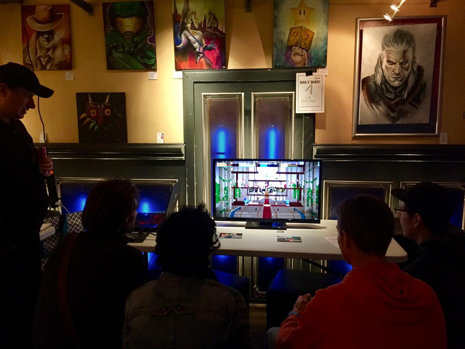 Auch neue Spiele eignen sich perfekt für den Pixelpokal-Wettbewerb. (Bild: Andre Eymann)