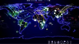 """DEFCON wurde vom Hacker-Kultfilm """"Wargames – Kriegsspiele"""" aus dem Jahr 1983 inspiriert. (Bild: Introversion Software)"""