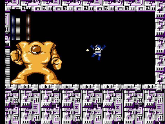 Mega Man von Capcom sieht einfach aus, ist es aber nicht unbedingt. (Bild: Capcom)