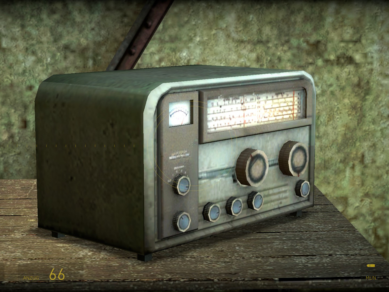 Der Ton macht die Musik. Half-Life 2 ist ein Klangerlebnis. (Bild: Andre Eymann)