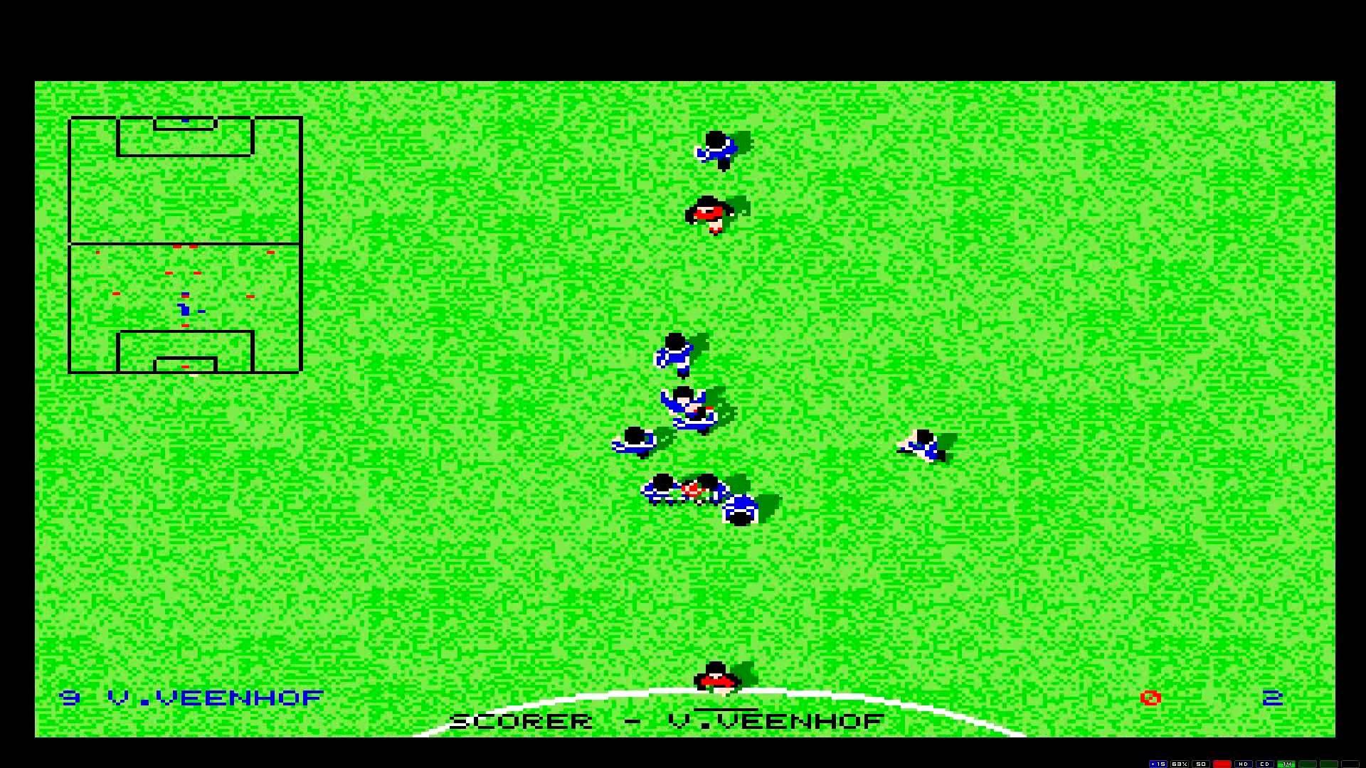 Kick-Off 2 ist eine Heimcomputer-Legende von 1990. (Bild: Anco)