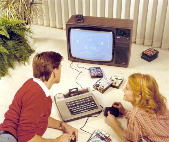 Philips G7000 / Videopac von ca. 1981. (Bild: Bild: Philips Company Archive)