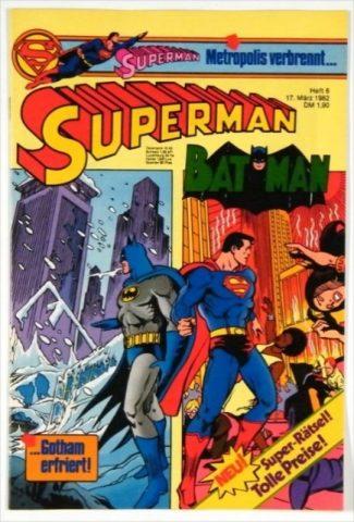 Ein Superheldencomic. (Bild: Galerie Laqua)