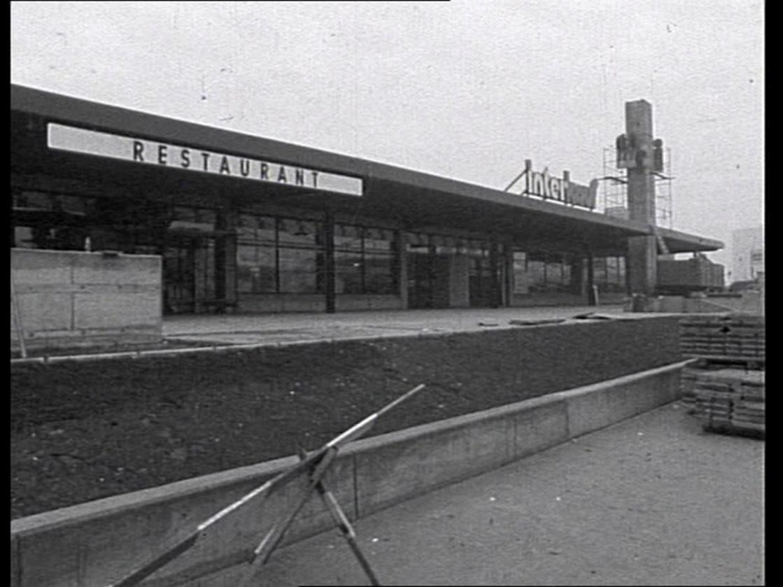 Interkauf Eröffnung 1971. (Bild: ORF-Archiv)