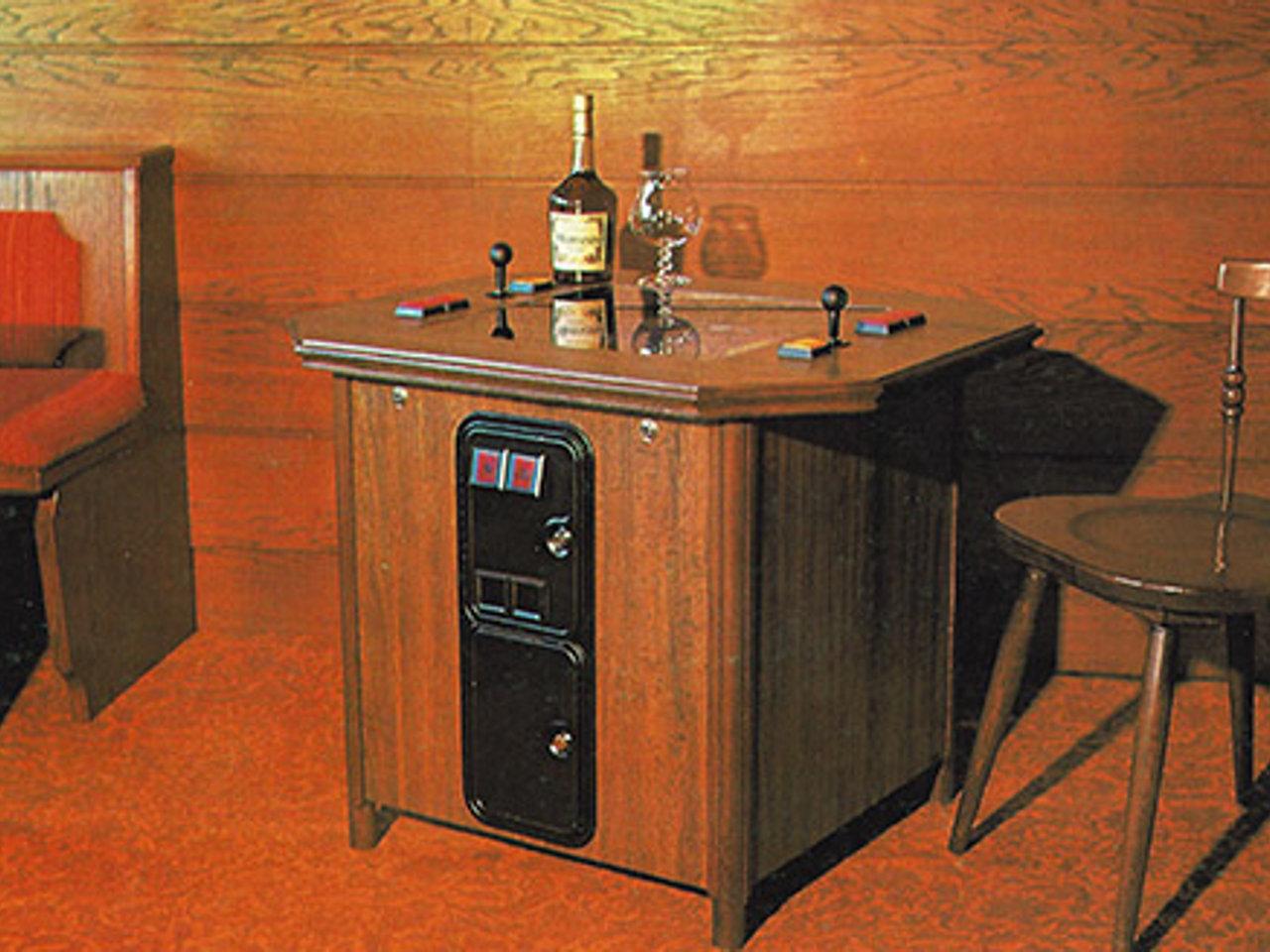 Ein Novomatic star-line Spielautomat. (Bild: Privatarchiv)
