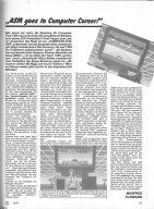 Ein Bericht über die Computer Corner aus der ASM von 1987. (Bild: Gerald Müller-Bruhnke)