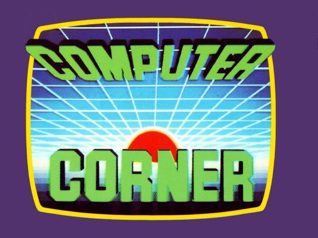 "Das Logo der ZDF-Sendung ""Computer Corner"". (Bild: Gerald Müller-Bruhnke)"