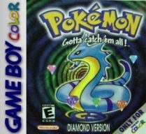 Bootleg-Cover von Pokémon Diamond. Quelle: romhacks.com