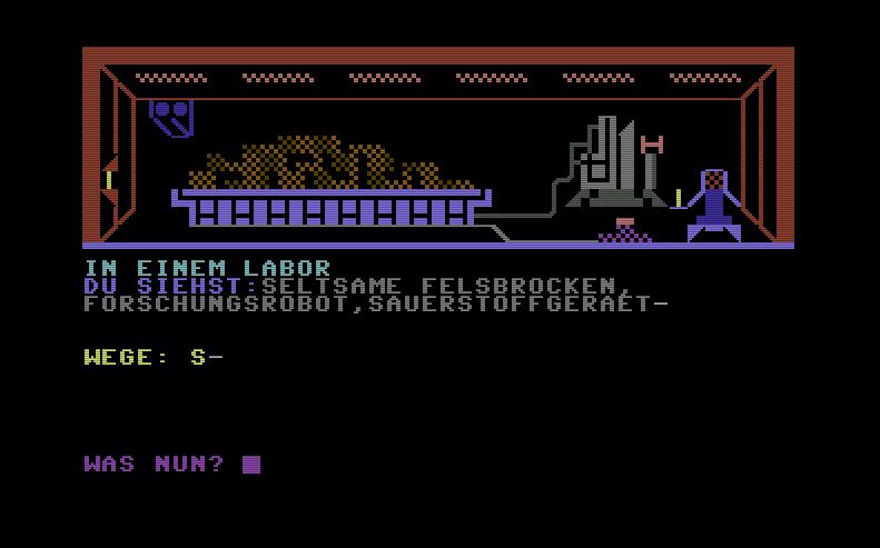 """Screenshot aus dem Eway 10-Titel """"Astrolab"""". Ein Forschungsauftrag am Rande des Sonnensystems. (Bild: Eway 10)"""