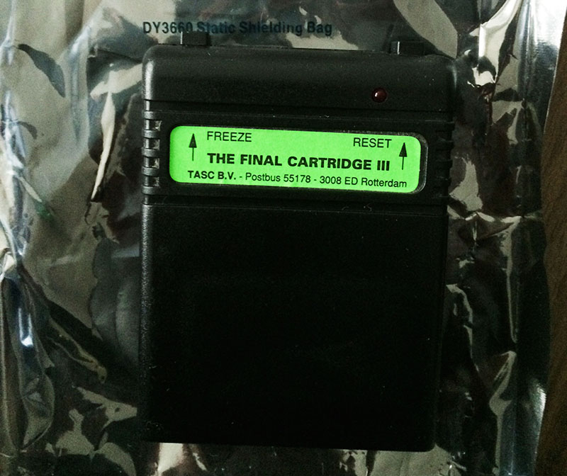 The Final Cartridge III (1987), mint. (Bild: Stefan Vogt)
