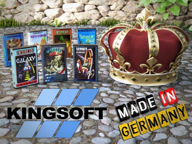 Kingsoft - Made in Germany. (Bild: René Achter)