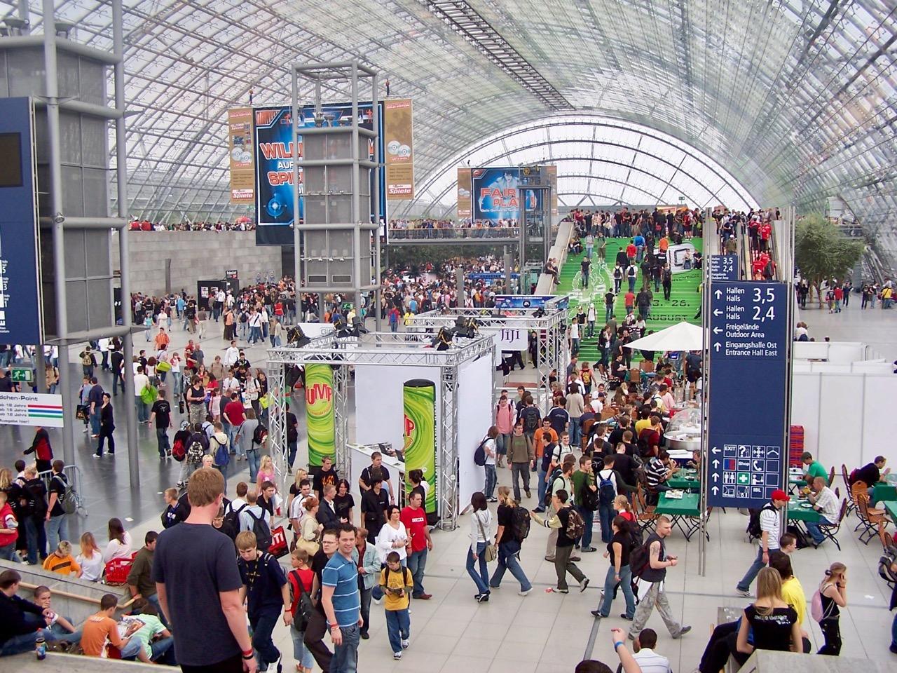 Schon auf den ersten Blick wird deutlich, wie viele Besucher die Messe dieses Jahr erwartet. (Bild: André Eymann)