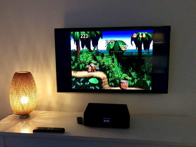 Donkey Kong 64 auf dem RetroPi. Ein Traum wird wahr. (Bild: André Eymann)