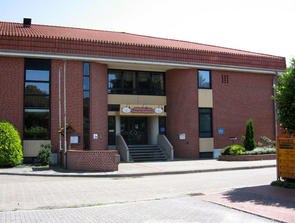 Das Ostfrieslandhaus in Aurich diente uns als Treffpunkt für unsere monatlichen stattfindenden Computerclub-Abende. (Bild: Torsten Othmer)