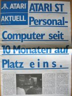 Ein Auszug aus Atari Aktuell vom Oktober 1986. (Bild: Atari)
