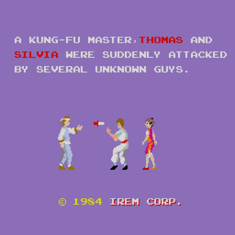 Gesichtslose und brutale Kung-Fu Rowdys greifen Thomas und seine Geliebte Silvia aus dem Hinterhalt an! (Bild: Irem)