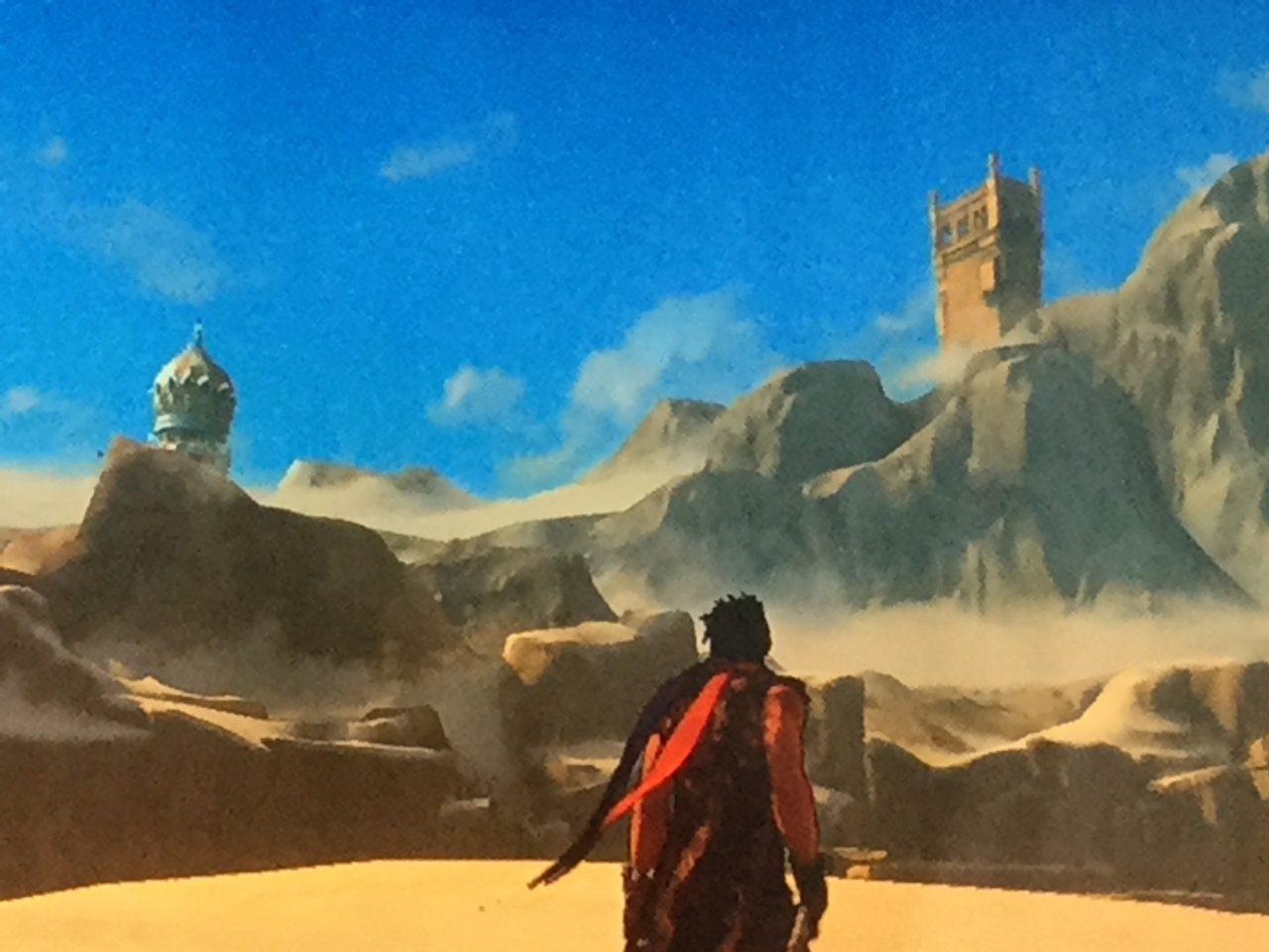 Prince of Persia (2008). (Bild: Lennart Koch)